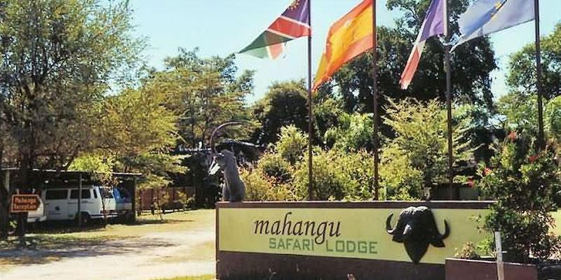 Mahangu Safari Lodge