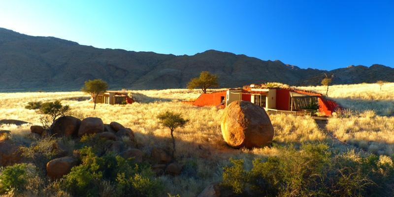 Barchan Dunes Retreat