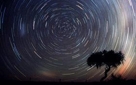 Incredible night sky in Namibia