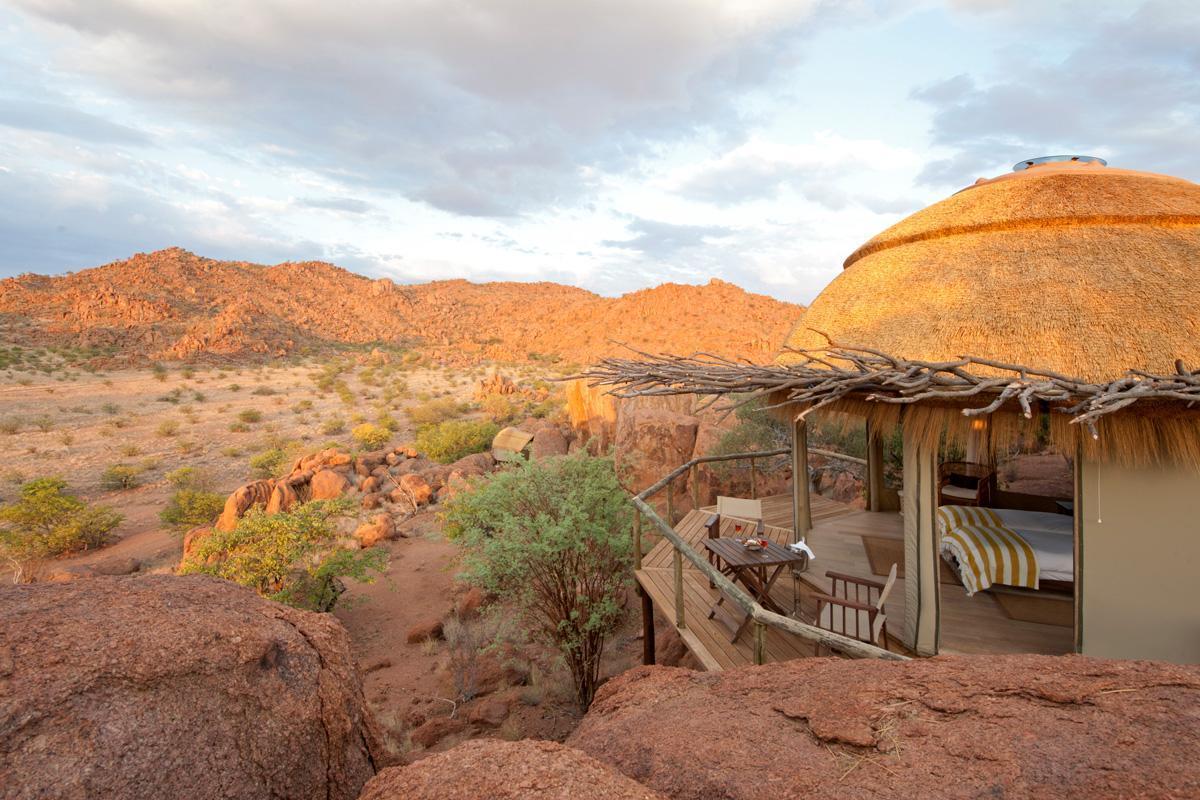 Mowani Mountain Camp - Luxury Lodge in the Damaraland ...