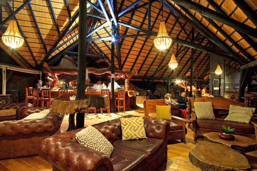 Twyfelfontein Country Lodge - Lodge at Twyfelfontein