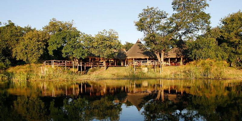 Camp Kwando - Camp in the Caprivi