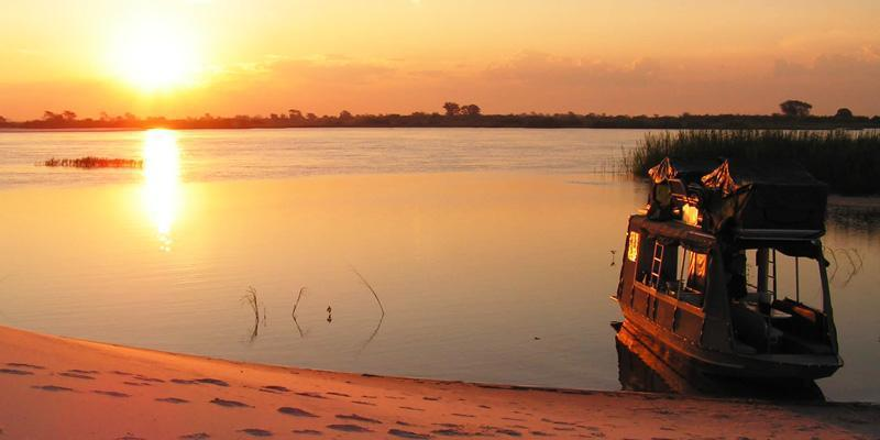 Caprivi Houseboat Safari