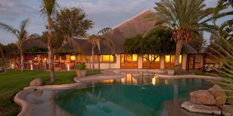Norotshama River Resort - Resort with lodge and camping at ...