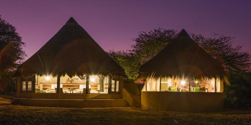 Okonjima Bush Camp