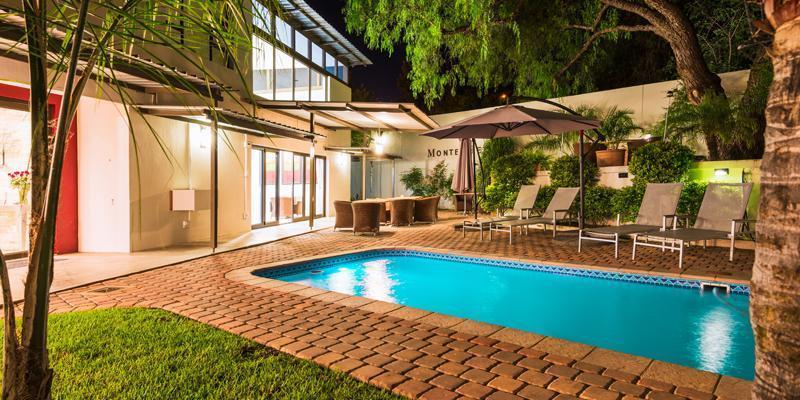 Windhoek Accommodation Activities And Places Of Interest