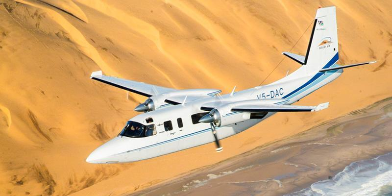 Sossusvlei Secnic Flights with Desert Air