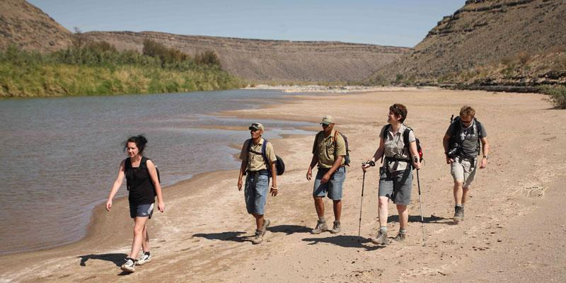 Fish River Hiking Trails