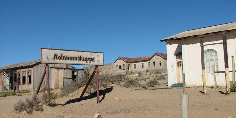 Περιοχή Lüderitz