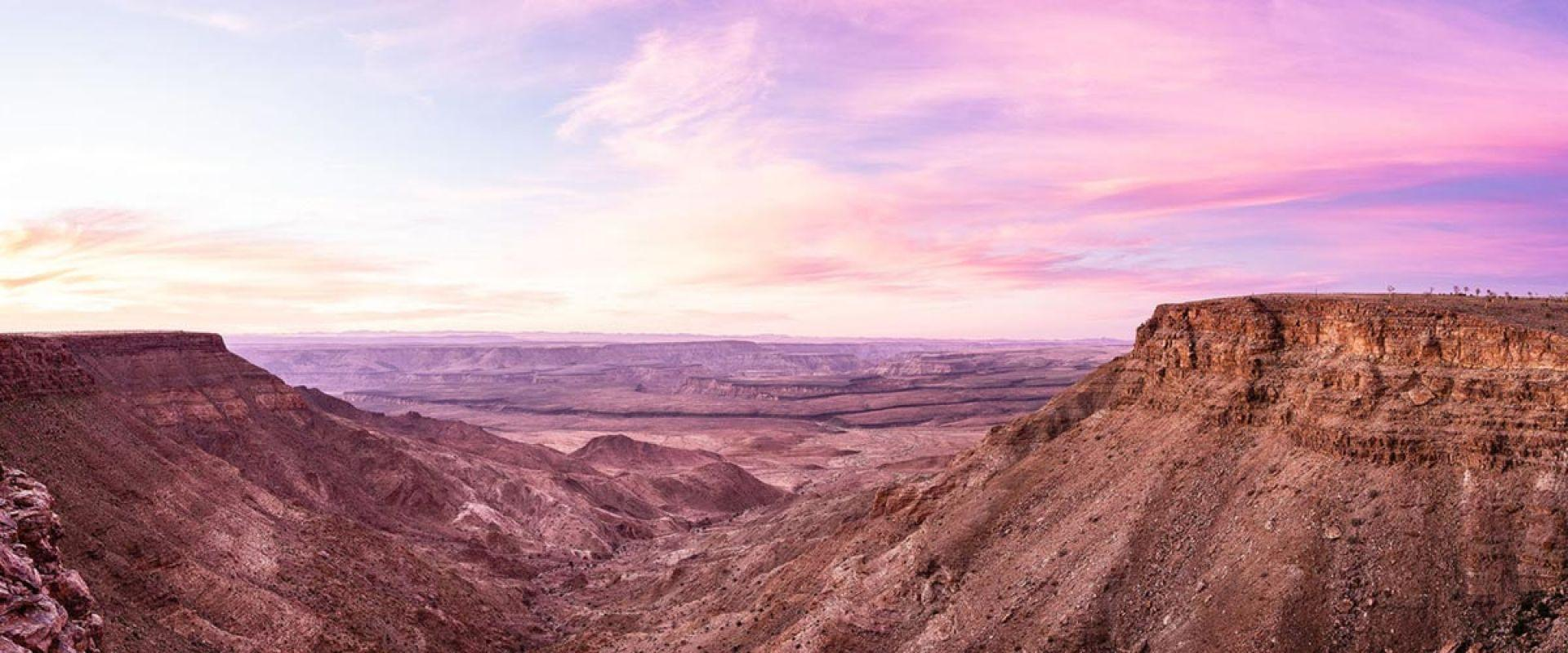 Fish River Canyon Panorama