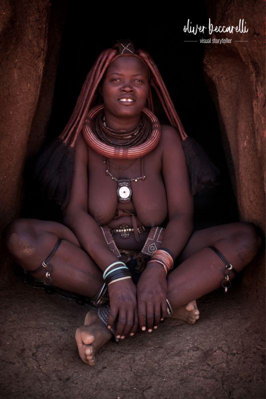 Die Himbas sind eines der letzten, traditionell lebenden Naturvölker der Welt