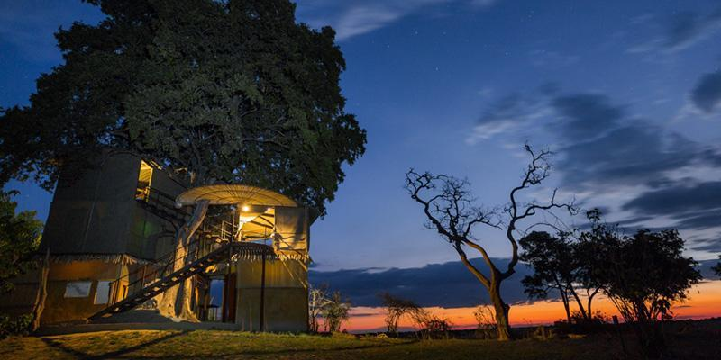Jackalberry Tented Camp