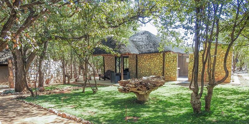 Kaoko Mopane Lodge & Camping