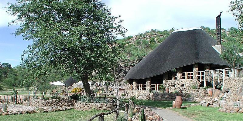 Ondundu Etosha Lodge