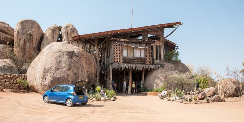 Onjowewe Lodge (Filmhaus)