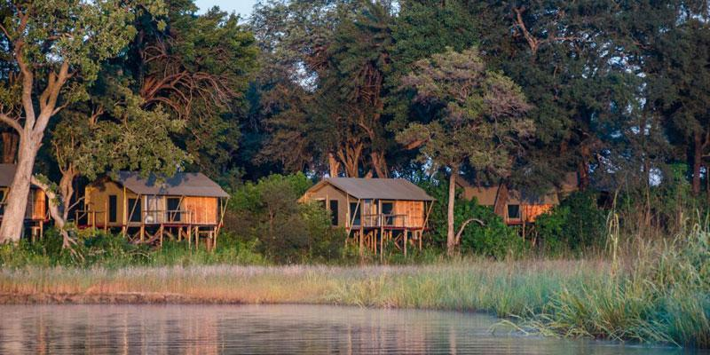 Kazile Island Lodge