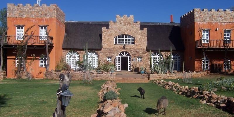Okambara Elephant Lodge