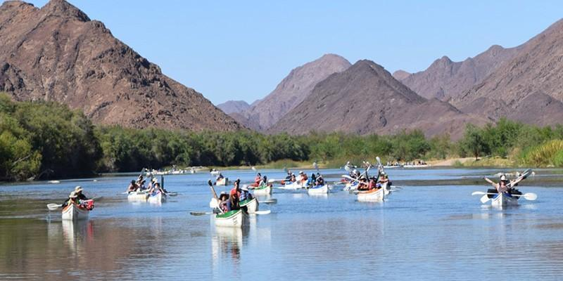 Orange River Canoe Tours