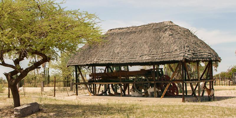 Nakambale Museum