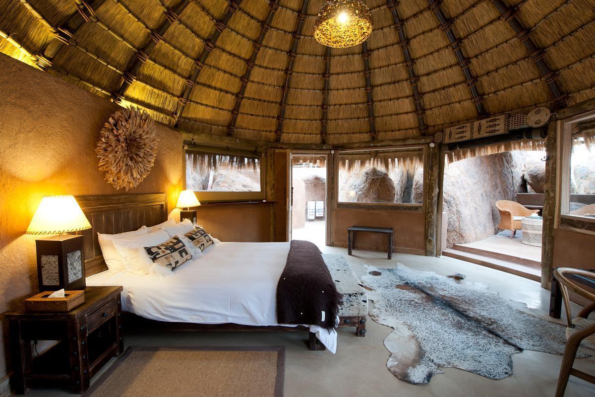 Mowani Mountain Camp Luxury Lodge In The Damaraland