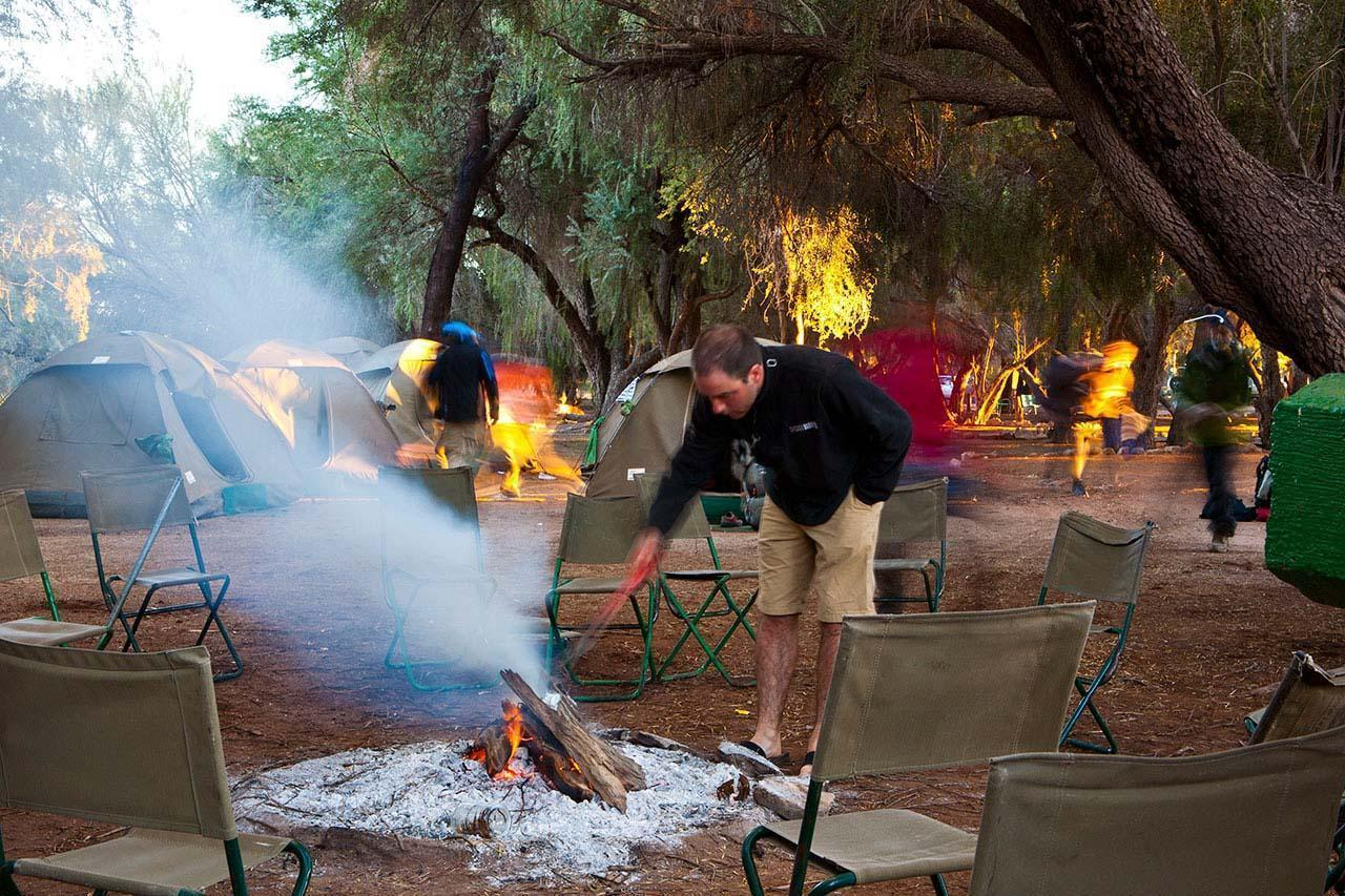 Hobas Campsite Camping At The Fish River Canyon