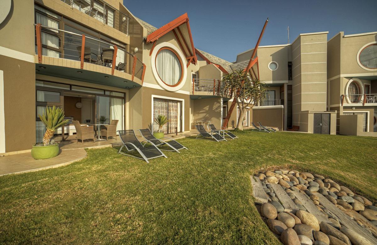Beach Lodge Hotel Swakopmund Namibia