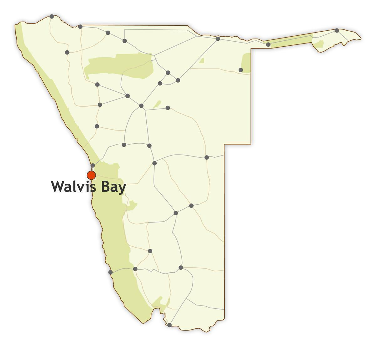 Car Rental Walvis Bay Harbour